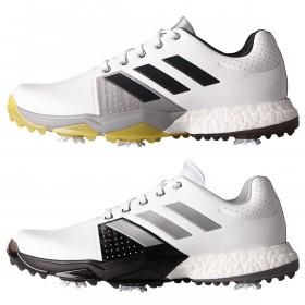 adidas Golf Mens Waterproof Adipower Boost 3 Golf Shoes