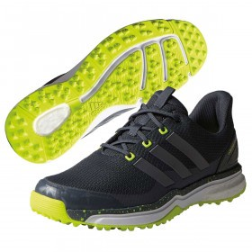 adidas Golf Mens Adipower Sport Boost 2 Waterproof Golf Shoes
