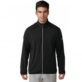 adidas Golf Mens Prime Insulated Warm ClimaHeat Full Zip Coat Jacket
