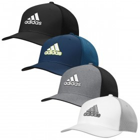 9c2f1374588c2 adidas Golf Mens Tour Climacool Flexifit Comfort Ventilated Cap