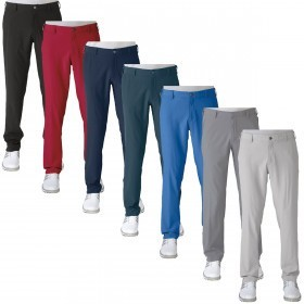 adidas Golf Mens Ultimate Tapered Fit Pant Trousers