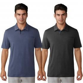 adidas Golf Mens Johnny Collar Polo Shirt