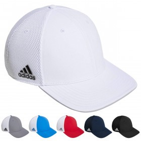 adidas Golf Mens 2019 A-Stretch Tour Crestable Cap b0ea0a4c502a
