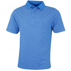Bobby Jones Mens XH20 Solstice Space Dye Pique Golf Polo Shirt