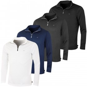 Calvin Klein Golf Mens 2019 Harlem 1/4 Zip Pullover