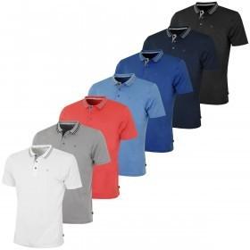 Calvin Klein Golf Mens CK Tech Madison Lightweight Stretch Polo Shirt