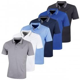 aaa10ad8 Calvin Klein Golf Mens 2019 Madison Polo Shirt