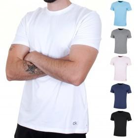 Calvin Klein Golf Mens Brooklyn Logo Printed T Shirt