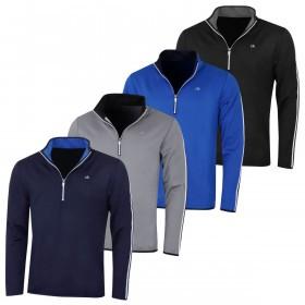 Calvin Klein Golf Mens 2019 1/2 Zip Performance Sweater