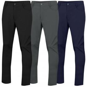 Calvin Klein Mens 2020 Tech Slim Fit Lightweight Golf Trousers