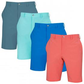 Callaway Golf Mens 2021 Chev Tech II Lightweight Active Waistband Shorts