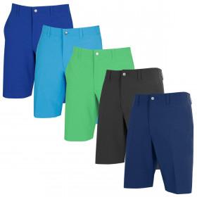 Callaway Golf Mens Chev Tech II Opti-Stretch Lightweight Golf Shorts