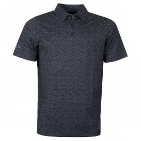 Callaway Mens Golf 2019 Mini Texture Print Polo Shirt