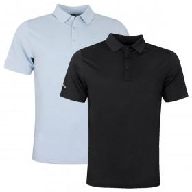 Callaway Golf Mens Hex Opti-Stretch Polo Shirt
