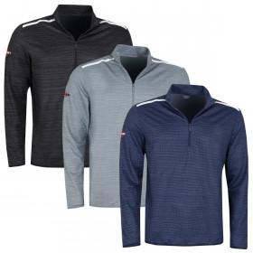 Callaway Golf Mens 2020 Long Sleeve Odyssey 1/4 Zip Golf Sweater