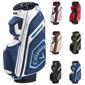 Callaway Golf Unisex Chev 14 Plus Lightweight 14 Way Top Cart Bag