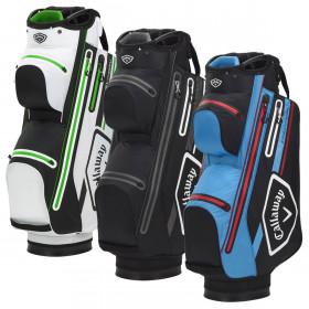 Callaway Golf 2021 Chev Dry 14 Way Top Waterproof 6 Pocket Cart Bag