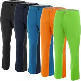 Calvin Klein Golf Mens CK Bionic Stretch Trousers Water Resistant