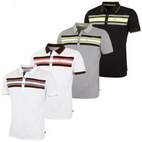 Calvin Klein Golf Mens CK Swerve Polo Shirt