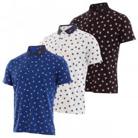 Calvin Klein Mens Scarlar Polo Shirt