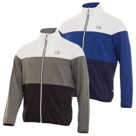 Calvin Klein Mens Navitec FZ Sweater
