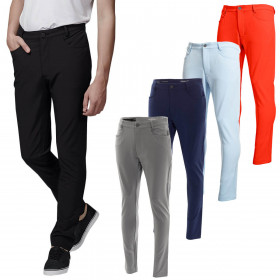 Calvin Klein Mens 2020 Genius 4-Way Stretch Quick Drying Slim Fit Golf Trousers