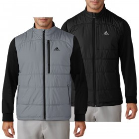 adidas Golf Mens Climaheat Primaloft Jacket