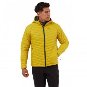 Craghoppers Mens Expolite Wind Resistant Thermal Hooded Jacket