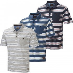 Craghoppers Mens Bosadi Short Sleeve Polo Shirt