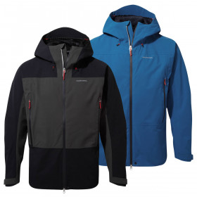 Craghoppers Mens 2021 Gryffin Waterproof Breathable Active Jacket