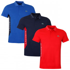 Lacoste Mens Aspirational Golf Polo Shirt