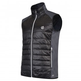 Dare 2b Mens Mountfusion Hood Stretch Ripstop Wicking Gilet