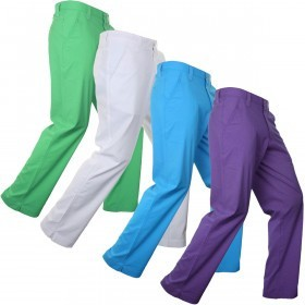 Dwyers & Co Mens GB Micro Tech Pant Golf Trousers Water Repellent