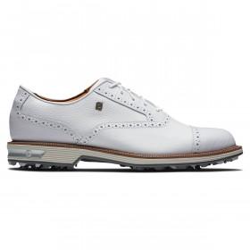 Footjoy Mens 2021 Premiere Series Spiked Waterproof Leather Golf Shoes