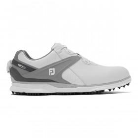 Footjoy Mens 2020 Pro SL Boa Waterproof Durable Lightweight Leather Golf Shoes