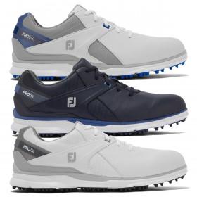 Footjoy Mens 2020 Pro SL  Waterproof Durable Lightweight Leather Golf Shoes