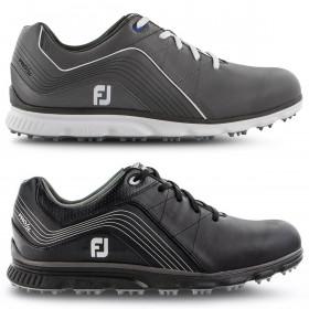 Footjoy Mens Pro SL Waterproof Lightweight Leather Golf Shoes