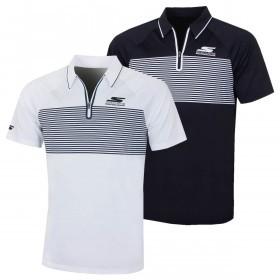 Skechers Mens 2019 Fade Stripe Golf Polo Shirt