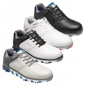 Callaway Golf Mens 2019 M569 Apex Pro S Spiked Waterproof Golf Shoes