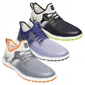 Callaway Golf Mens 2019 M572 Apex Lite Spikeless Golf Shoes