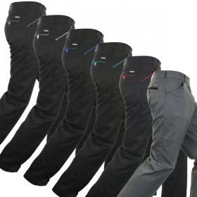 Stromberg Mens Mijas Pro Stretch Funky Golf Trousers