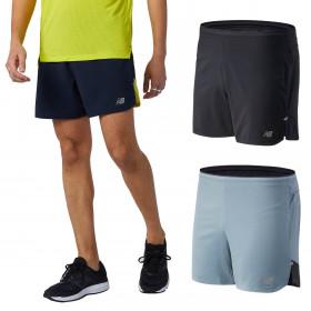 New Balance Mens 2021 Impact Run 5 Inch Moisture Wicking Comfort Shorts