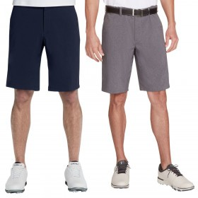 Skechers Mens Mesh Chino Short II Golf Wicking Stretch Breathable Shorts