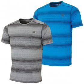 New Balance Mens Kairosport Tee T-Shirt