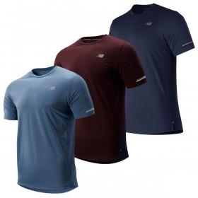 New Balance Mens 2019 Ice SS 2.0 T-Shirt