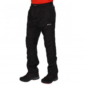 Regatta Mens Active Packaway II Waterproof Overtrousers