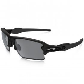 Oakley Sports Mens Flak 2.0 XL Sunglasses - Matte Black/Black Iridium