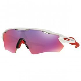 Oakley Sport Mens Radar EV Path Sunglasses - White w/Prizm Road