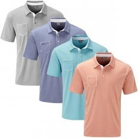 Ping Collection Mens Teigen Golf Polo Shirt