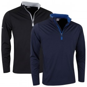 Ping Collection Mens HZ Truman Performance Mid Layer Sweater